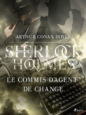 cover image of Le Commis d'Agent de Change